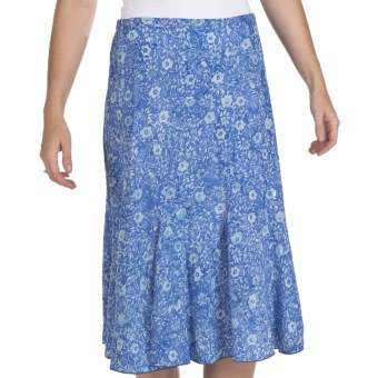 Nomadic Traders Pastiche Skirt (For Women) in Posy