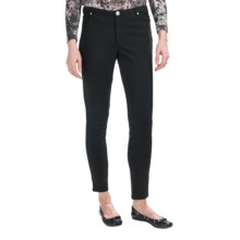 Nomadic Traders Savvy Skinny Ankle Pants (For Women) in Black - Closeouts