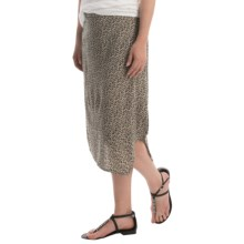Nomadic Traders Side Swept Skirt (For Women) in Flax - Closeouts