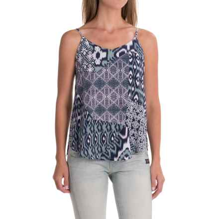 Nomadic Traders Sling Tank Top - Spaghetti Straps (For Women) in Bluegrass - Closeouts