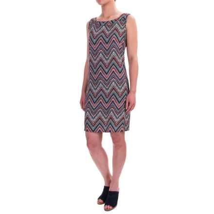Nomadic Traders Sonoma Dress - Sleeveless (For Women) in Chevron - Closeouts