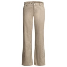Nomadic Traders Textured Twill Jeans (For Women) in Wheat - Closeouts