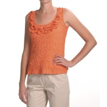 Nomadic Traders Top it Off Lucia Tank Top (For Women) in Melon - Closeouts