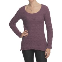 Nomadic Traders Top It Off Naomi Shirt - Long Sleeve (For Women) in Plum - Closeouts