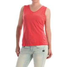 Nomadic Traders World Market Tank Top - Pima Cotton (For Women) in Melon - Closeouts