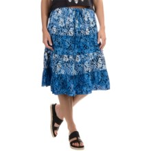 Nomadic Traders Wrap It Up Abby Skirt (For Women) in Mix Caymen - Overstock
