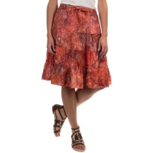 Nomadic Traders Wrap It Up Abby Skirt (For Women) in Sunset - Overstock