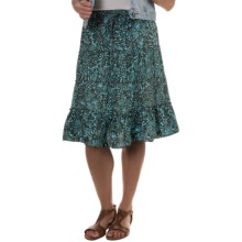 Nomadic Traders Wrap It Up Abby Skirt (For Women) in Villa - Overstock