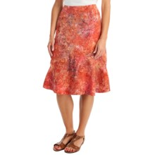 Nomadic Traders Wrap It Up Laguna Trumpet Skirt (For Women) in Sunset - Overstock