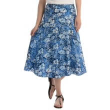 Nomadic Traders Wrap It Up Natalie Skirt (For Women) in Caymen - Closeouts