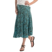 Nomadic Traders Wrap It Up Natalie Skirt (For Women) in Villa - Closeouts