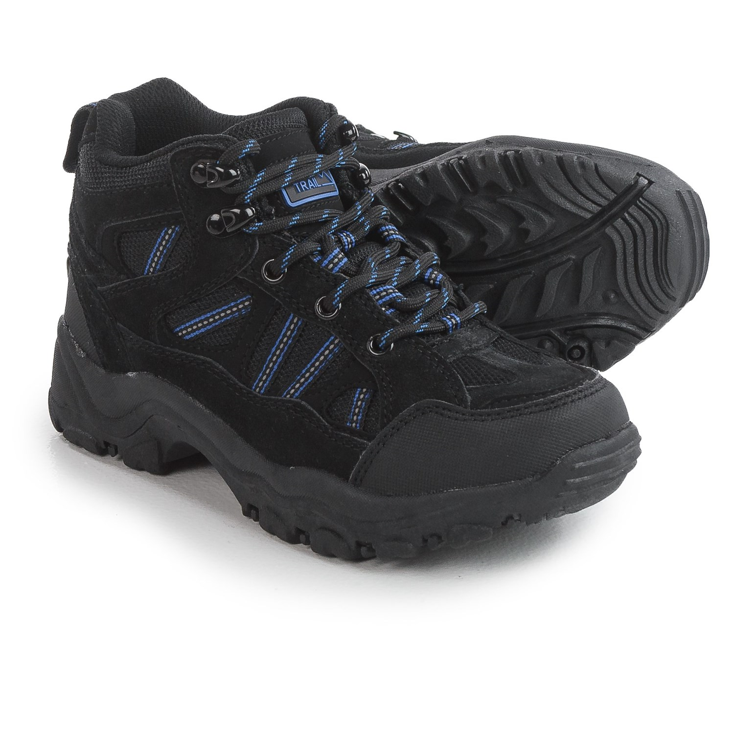 Nord Trail Mt. Hunter High Hiking Boots (For Boys) - Save 37%