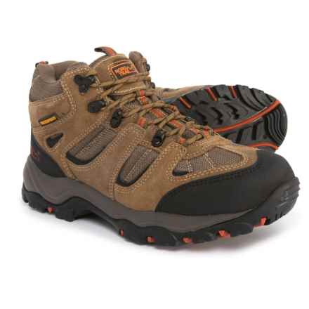 Nord Trail Mt. Washington Hi Hiking Boots - Waterproof (For Men) in Taupe - Closeouts