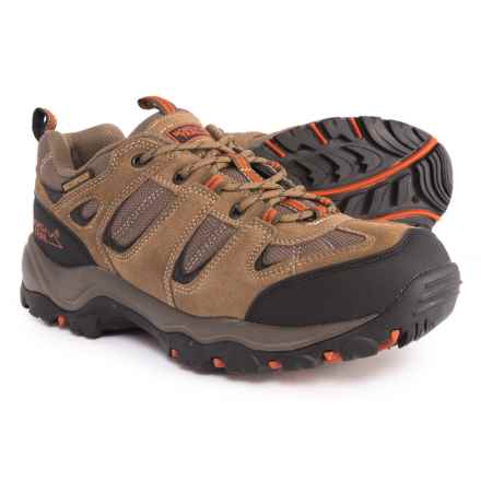 Nord Trail Mt. Washington Hiking Shoes - Waterproof (For Men) in Taupe - Closeouts