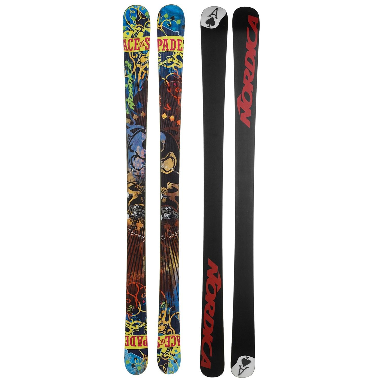 nordica ace of spades ti ski review