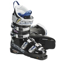 Nordica Dobermann Pro EDT 130 Ski Boots (For Men and Women) in Black - Closeouts
