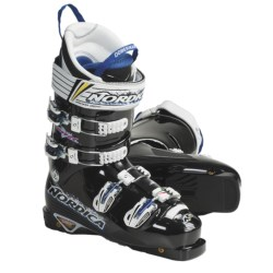 Nordica Dobermann Pro EDT 130 Ski Boots (For Men and Women) in Black