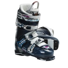 Nordica Fire Arrow F3 Ski Boots (For Women) in Blue/Dark Blue - Closeouts