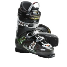 Nordica Fire Arrow F4 Ski Boots (For Men) in Black/Anthracite - Closeouts