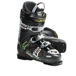 Nordica Fire Arrow F4 Ski Boots (For Men) in Black/Anthracite