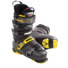 Nordica Hell and Back H1 Ski Boots (For Men) in Yellow - Closeouts
