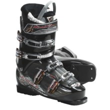 Nordica Hot Rod 8.5 Alpine Ski Boots (For Men) in Black - Closeouts