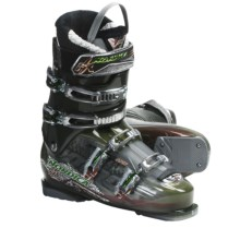 Nordica Hot Rod 9.5 Alpine Ski Boots (For Men) in Smoke - Closeouts
