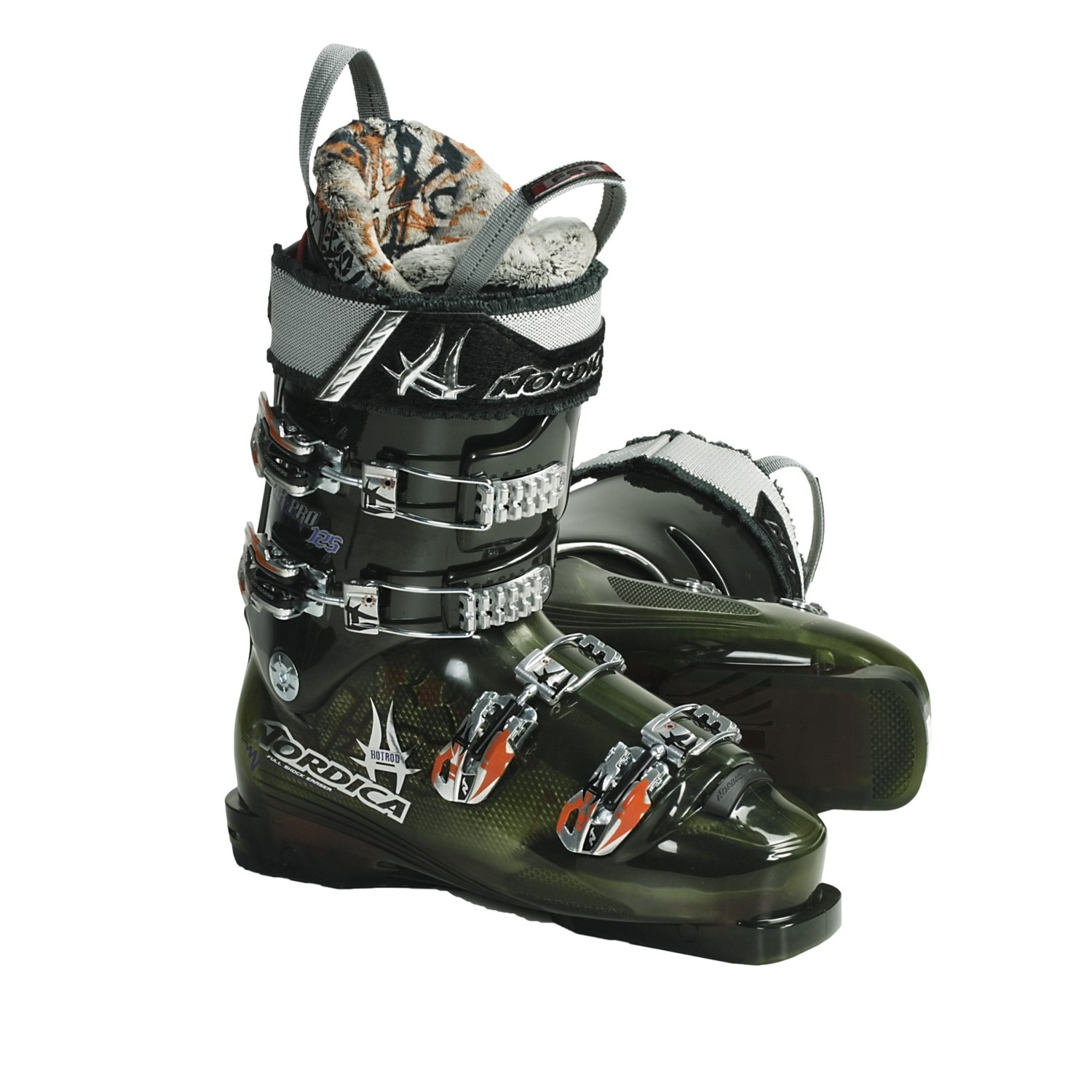 Nordica HR Pro 125 Ski Boots (For Men and Women) - Save 66%