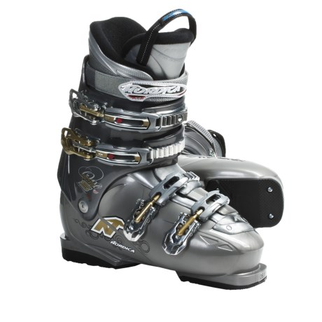 Nordica One 60 Ski Boots (For Women) in Grey