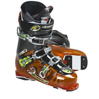 Nordica Transfire R1 Ski Boots (For Men) in Orange