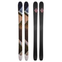 Nordica Vagabond Alpine Skis in Green - Closeouts