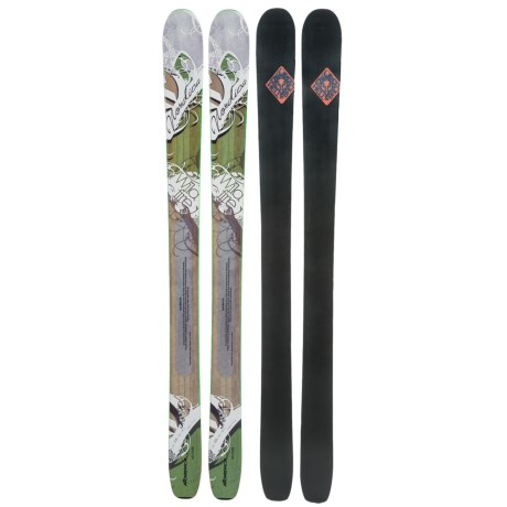 Nordica Wildfire Alpine Skis (For Women)