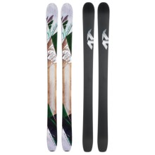 Nordica Wildfire Alpine Skis (For Women) in Green - Closeouts