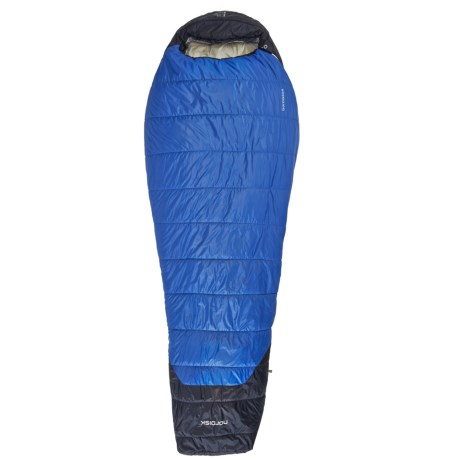 Nordisk 30&degF Gormsson Sleeping Bag Medium, Mummy, 205cm