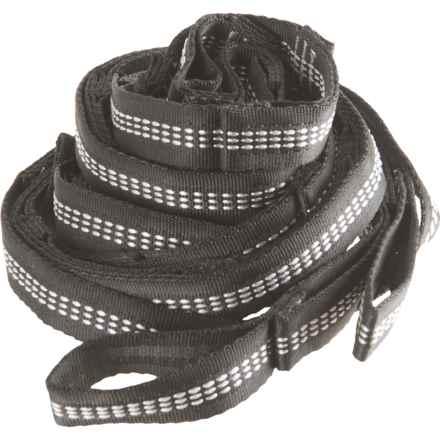 NorEast Outdoors Premium Hammock Straps - 2-Pack