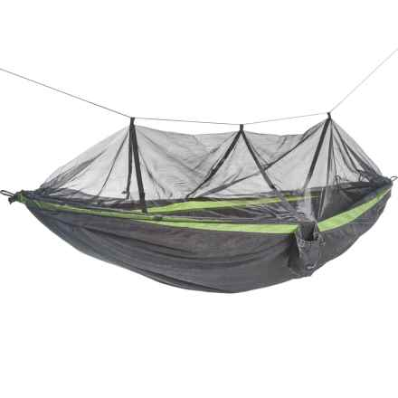 NorEast Outdoors Single Netted Hammock