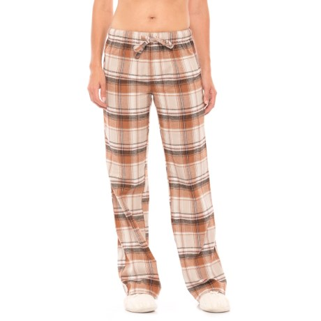 North River Flannel Lounge Pants (For Women)