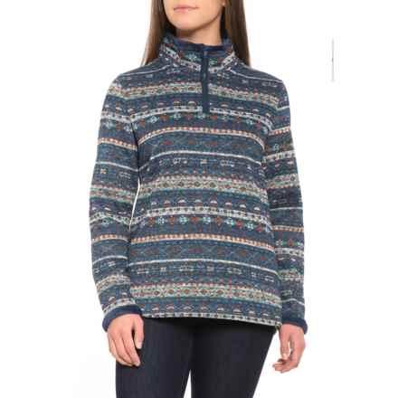 Blueprint average savings of 52 at sierra trading post north river lyons blue print fleece sweater zip neck for women in lyons malvernweather Gallery