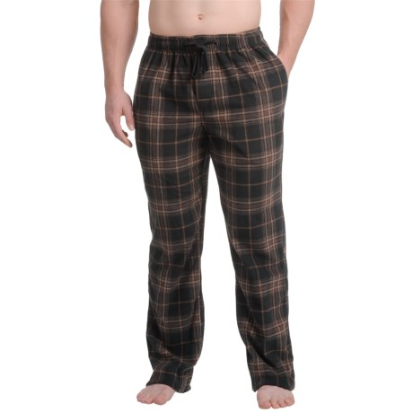 North River Printed Microfleece Lounge Pants (For Men)