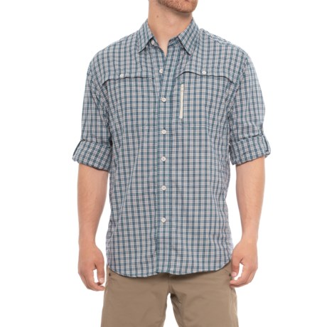 North River Visco Utility Shirt - Long Sleeve (For Men)