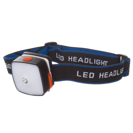 Northpoint 3-in-1 Rechargeable Headlamp - 120 Lumens in See Photo