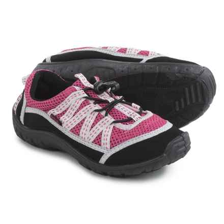 Northside Brille II Water Shoes (For Big Girls) in Fuschia - Closeouts