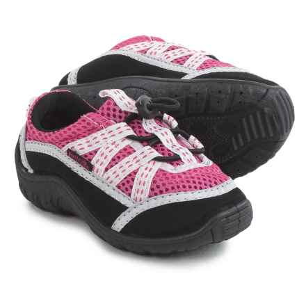 Northside Brille II Water Shoes (For Toddlers and Little Girls) in Fuschia - Closeouts