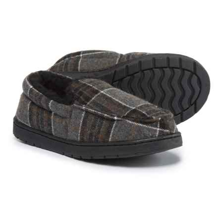 Northside Buckaroo Slippers (For Little and Big Boys) in Gray - Closeouts