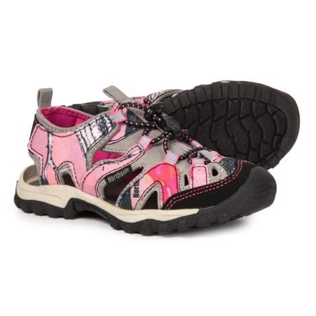 8a11f820704 Northside Burke II Sport Sandals (For Girls) in Pink Camo