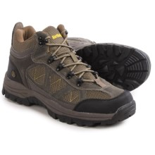 Northside Caldera Hiking Boots (For Men) in Stone/Yellow - Closeouts
