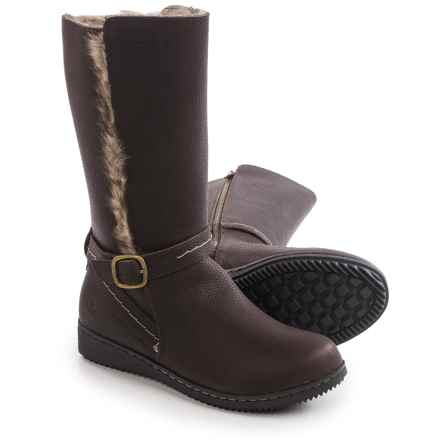 Northside Catrina Snow Boots - Waterproof, Insulated (For Women) in Dark Brown - Closeouts