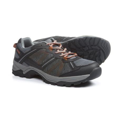 Northside Lynx V2 Hiking Shoes (For Men) in Black/Orange