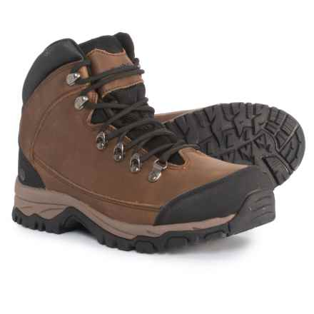 Northside McKinley Hiking Boots - Waterproof (For Men) in Brown - Closeouts