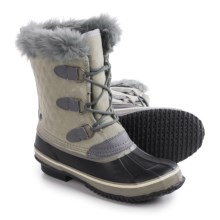 Northside Mont Blanc Snow Boots - Waterproof, Insulated (For Women) in Light Grey - Closeouts